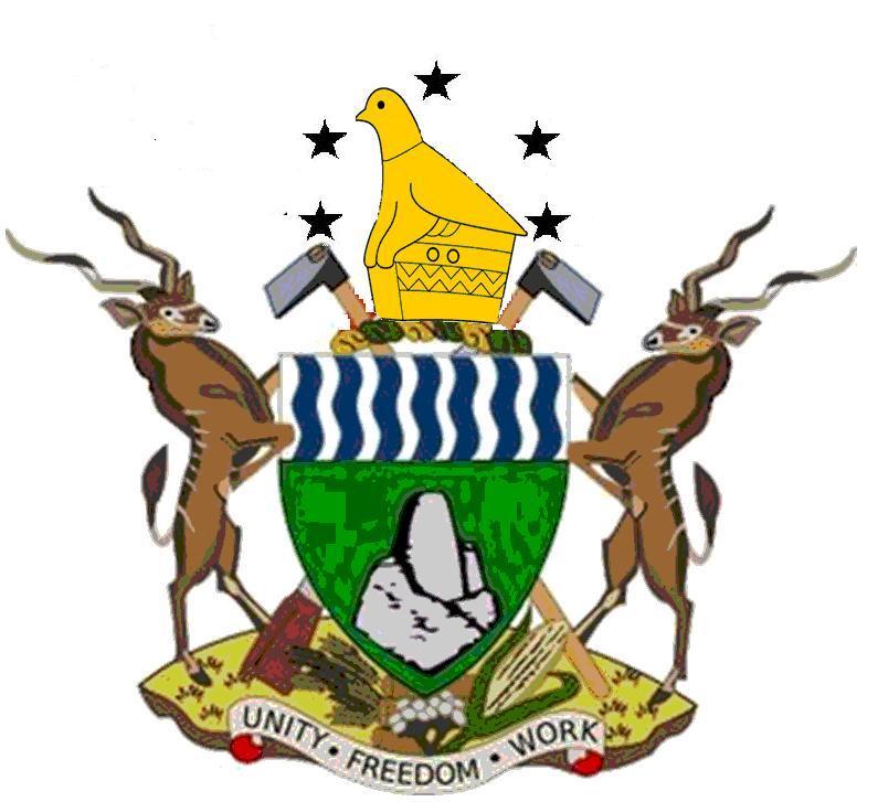 Coat Of Arms Thezimbabweexilegovt